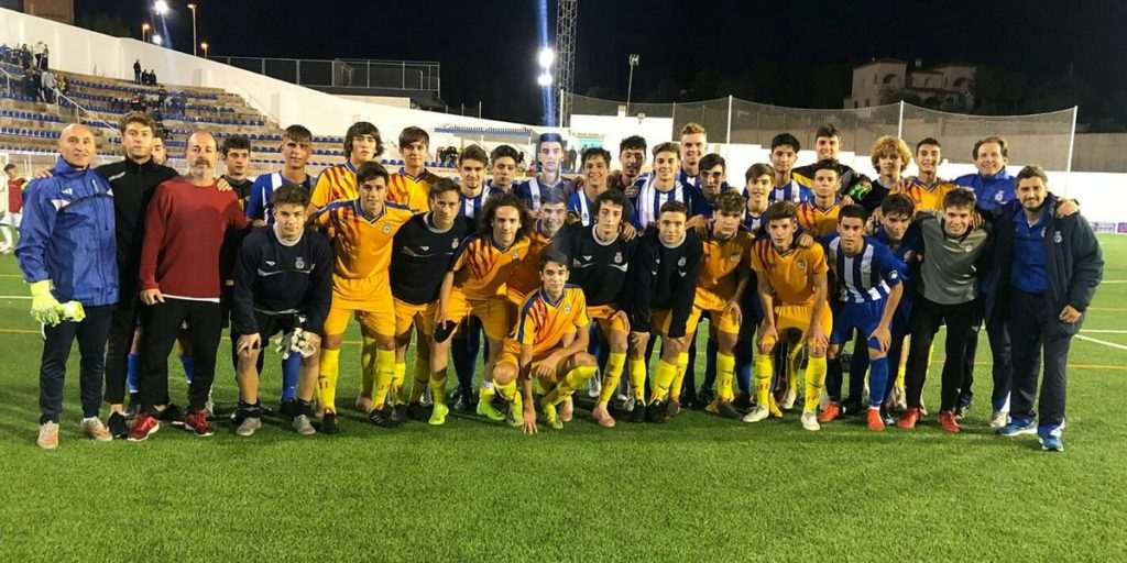 Nueva prueba para la Selección FFCV Sub-16 este miércoles 28 en Picassent