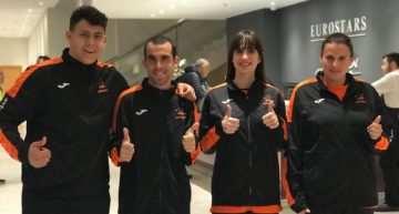 Fundación Espurna participa con tres atletas en el Special Olympics de atletismo este fin de semana en Zaragoza