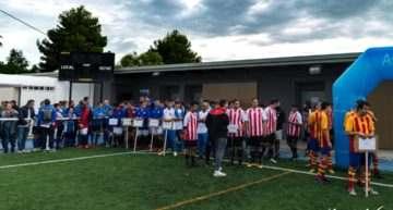 GALERÍA: Vive desde dentro la primera jornada de la Liga de Fútbol Inclusivo en Benaguasil