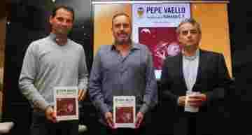 Relato del aficionado ideal: el libro 'Pepe Vaello. Una vida ligada al Valencia CF', ya a la venta