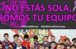 El Levante UD Balonmano Marni apoyará el día de la eliminación de la violencia contra la mujer