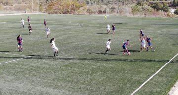 El acierto cara a puerta del Levante condena al Valencia en el derbi de la Liga Autonómica Femenina (4-1)