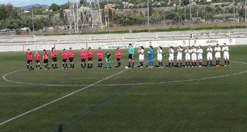 El Inprosports San Vicente logra una valiosa victoria en su visita al Valencia (0-1)