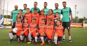 VIDEO: El Villarreal presume de equipo Alevín 'B' en la temporada 2018-2019