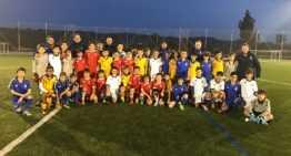 El lunes 19 arrancan los entrenamientos de la Selección FFCV Sub-12 en Benidorm