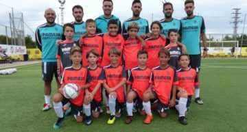 El Villarreal lidera en solitario la Superliga Benjamín Segundo Año