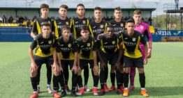 Resumen Liga Autonómica Cadete (Jornada 10): El tropiezo del Villarreal convierte la carrera por el campeonato en cosa de tres