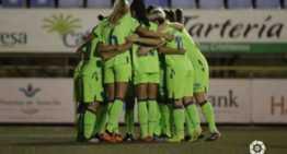 El Levante Femenino, embalado hacia amenazar el duopolio de la Liga Iberdrola (0-6)
