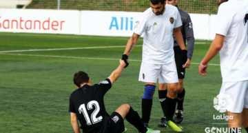Pleno de triunfos del Valencia CF Di en LaLiga Genuine y también plena diversión y motivación