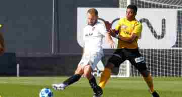 Dura derrota del VCF Juvenil 'A' ante el Young Boys que les arrebata todas sus opciones de pasar (0-1)