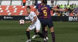 Grave lesión de ligamentos de la valencianista Naiara Beristain