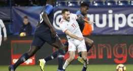 España Sub-21 y Francia demostraron ser favoritos para el próximo Europeo (1-1)