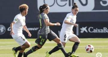 El Valencia cae eliminado de la Copa de la Reina ante la Real Sociedad (1-2)