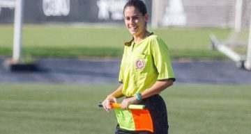 Rita Cabañero será la primera árbitra internacional del fútbol valenciano