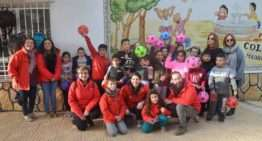 'Pelotazo' solidario en el Colegio Mare Petra de Torrent gracias a la Falla Santa Maria Micaela – Martí l'Humà