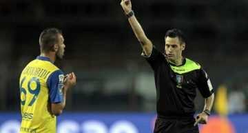 La Federación Italiana de Fútbol estrena un nuevo código para castigar la violencia contra los árbitros