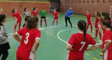 La Selecciones de Fútbol Sala vuelven a entrenar en Castellón el 16 de diciembre