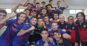 Resumen División de Honor Juvenil (Jornada 14): La UD Alzira va muy en serio y propicia la devolución del liderato al Valencia