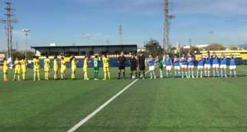 El Villarreal da un paso importante venciendo al Alhama Féminas (3-1)