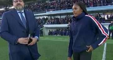 El Huesca rectifica la metedura de pata: habrá homenaje en condiciones a Salma Paralluelo ante el Villarreal