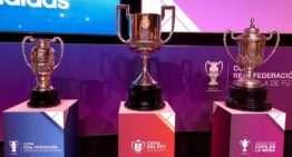 Suerte dispar en el 'Super Sorteo' de Copa del Rey y Copa de la Reina