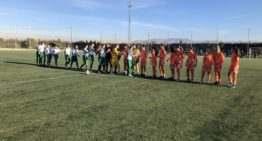La selección valenciana Sub-15 acaba con derrota ante Andalucía la primera fase del Campeonato de España (0-3)