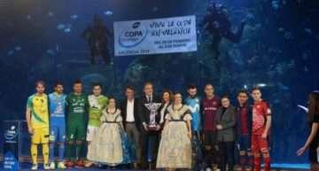 Cuartos de Final de la Copa de España de futsal: Levante-Pozo y Peñíscola-CA Osasuna Magna