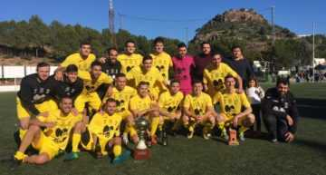 La Selección Grupo I conquistó el Torneo Fiesta del Fútbol 2018 en Almenara