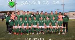 El Colegio Salgui EDE homenajeará a José Hernández Carmona con un amistoso ante la Selección Sub-16 FFCV el jueves 6