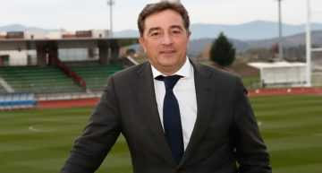 Salva Gomar estrenó su nuevo cargo como directivo de la RFEF