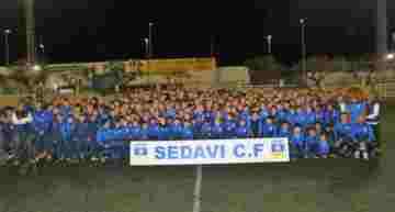GALERÍA: Sedavi CF celebra su temporada 2018-2019 codeándose con la élite de fútbol base valenciano