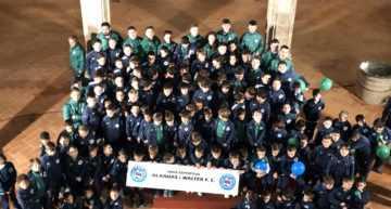 GALERIA: La Unió Esportiva Alaquàs i Walter presenta sus equipos de fútbol-8