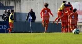 GALERÍA: Revive las mejores imágenes de la victoria de la FFCV Sub-18 ante Galicia