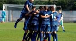 La Selección FFCV Sub-16 arrasa ante Extremadura en su debut en el Campeonato de España (4-0)