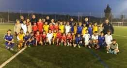 Entrenamiento de la Selección FFCV Sub-12 este lunes 3 en Carlet