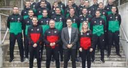 El árbitro alcoyano Saúl Ais ya trabaja para la implantación del VAR en Segunda División
