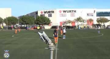 VIDEO: El Fundación VCF adelanta al Hércules en Liga Autonómica Cadete tras una exhibición de pegada (0-3)