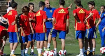 Cuatro valencianos estarán con España Sub-18 ante Portugal