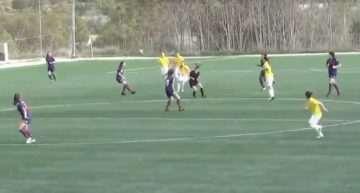 VIDEO: El Levante Femenino 'B' se impuso al CFF Marítim por la mínima (1-0)