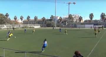 Remontada y triunfo de mucho prestigio del CFF Marítim ante el SPA Femenino (3-2)