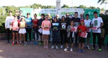 La segunda edición del Valencia Tennis Tour concluye con una participación superior a 1.200 jugadores