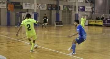 El Peñíscola FS no pudo ante el Barça futsal y dijo adiós a la Copa del Rey (1-5)