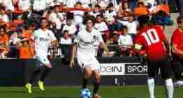 El Valencia Juvenil cerró su Youth League 2018-2019 sin victorias tras caer ante el Manchester United (1-2)