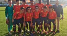 La España Sub-15 de Julen Guerrero también se impuso a la República Checa (3-1)