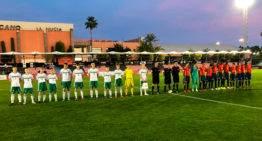 La España Sub-15 de Julen Guerrero arranca con victoria ante Irlanda del Norte su preparación en La Nucía (1-0)