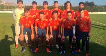 Remontada de carácter de España Sub-15 ante Rusia y todo dispuesto para jugársela ante México (3-2)