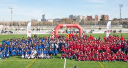 La 'nueva' Canaleta abrió sus puertas para la presentación de Mislata CF, Mislata UF y Rovella CF