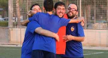 Córdoba acoge este fin de semana la segunda fase de LaLiga Genuine con Levante, Valencia y Villarreal