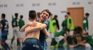 GALERÍA: Épica tanda de penaltis para que la FFCV Sub-16 de futsal logre el pase a la final del Campeonato de España (3-3)
