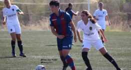 Levante y Sporting Plaza de Argel dominan en la Liga Autonómica Femenina